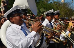 'Class Got Brass,' a brass band competition for Louisiana schools