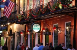 'Sippin' in the Sunset' at Pat O'Brien's Bar, Fridays in October