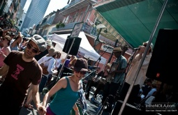 The Native's Guide to French Quarter Fest: Who to listen to and what to eat