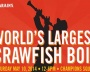 Zatarain's celebrates 125 years with 'World's Largest Crawfish Boil,' May 10