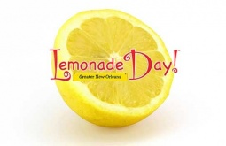 Lemonade Day with New Orleans' young entrepreneurs on May 4